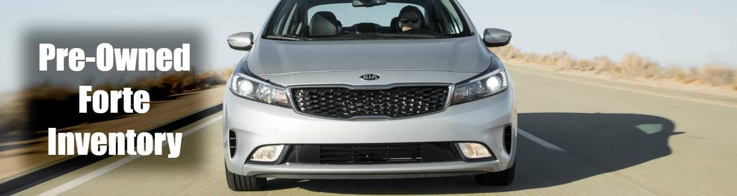 Pre-Owned Forte Inventory