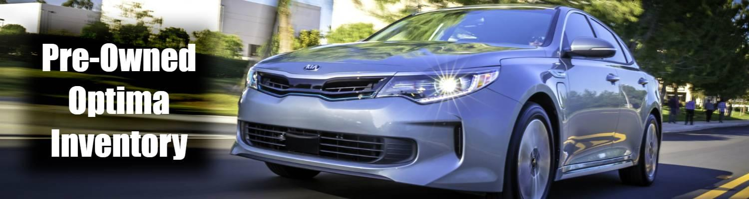 Pre-Owned Optima Inventory