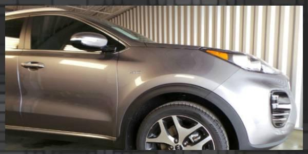Easy Sportage pricing