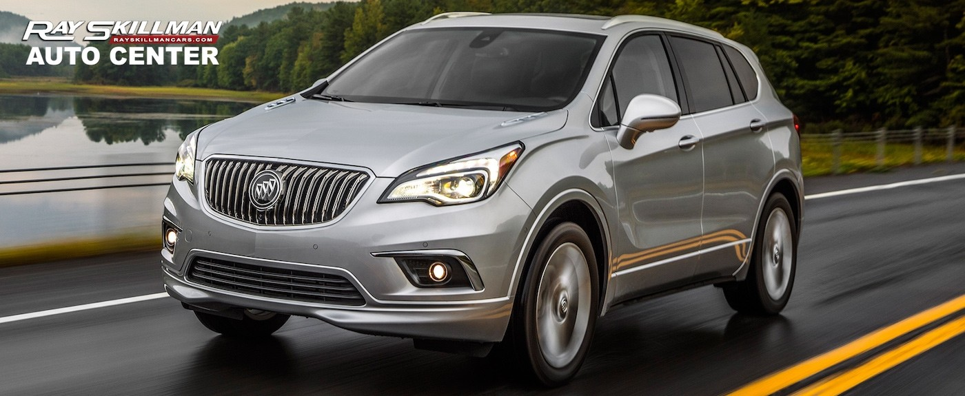 Used Buick Envision Plainfield Indiana