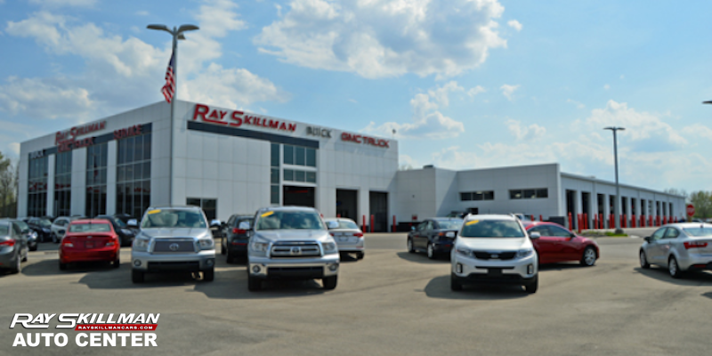 About Ray Skillman Auto Center