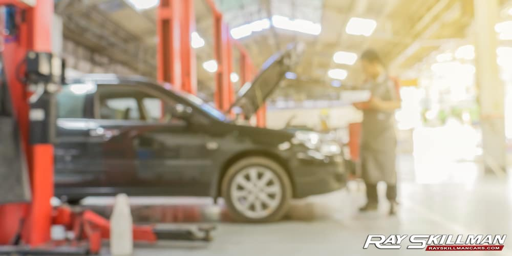 Ray Skillman Collision Center Indianapolis IN