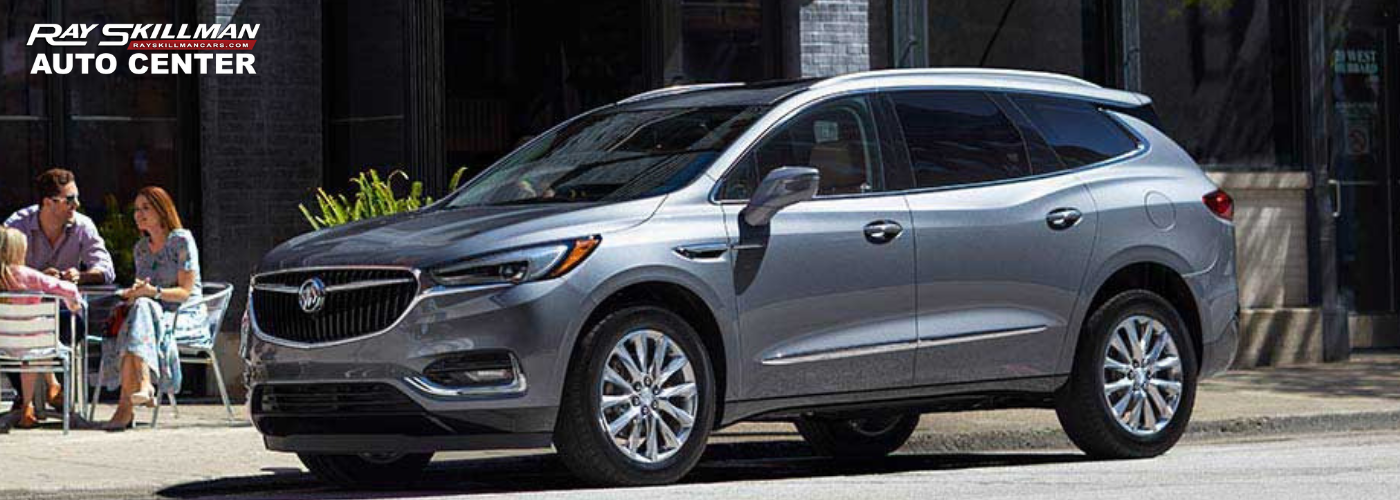 Buick Enclave Plainfield IN (1)