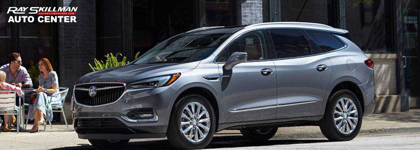 Buick Enclave Fishers IN