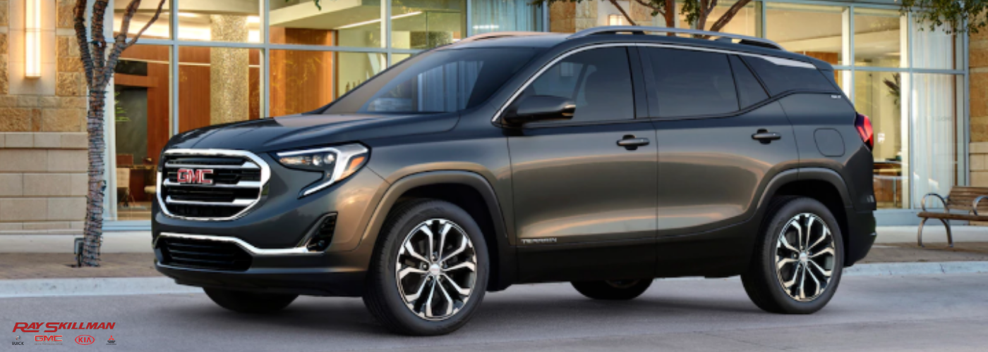 GMC Terrain Martinsville IN