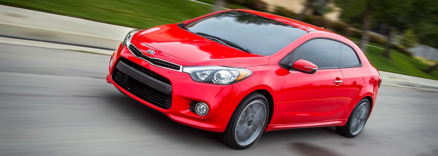 Used KIA Forte Koup Indianapolis IN