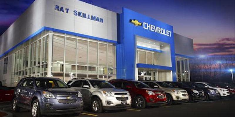Ray Skillman Discount Chevrolet About Us