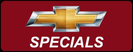 Chevrolet-Specials