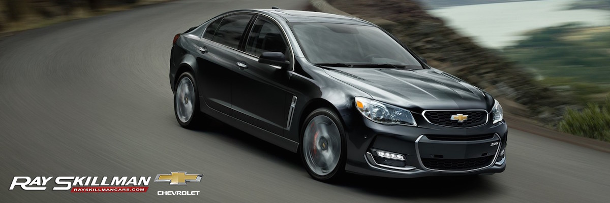 New Chevy SS Sedan Plainfield IN