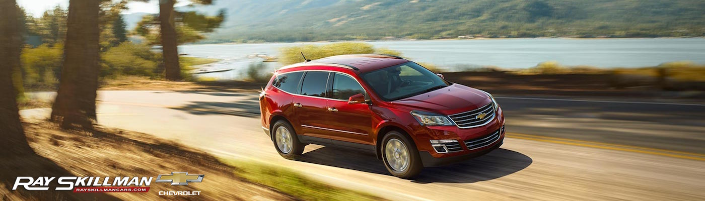 New Chevrolet Traverse Plainfield IN