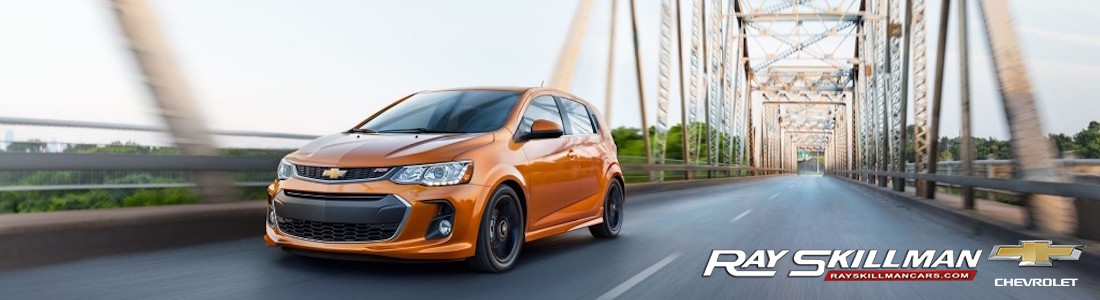 2017 Chevrolet Sonic Indianapolis Indiana