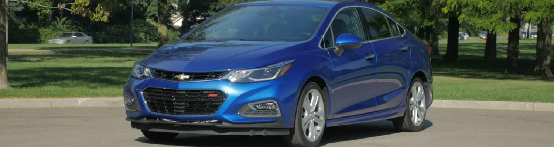 New Chevrolet Cruze Indianapolis