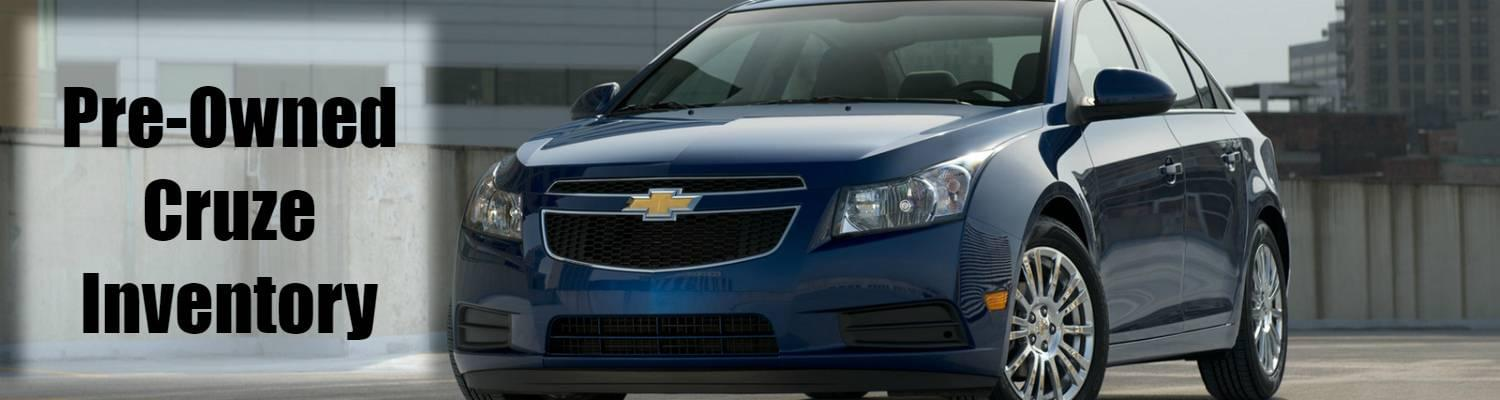 Pre-Owned Cruze Inventory