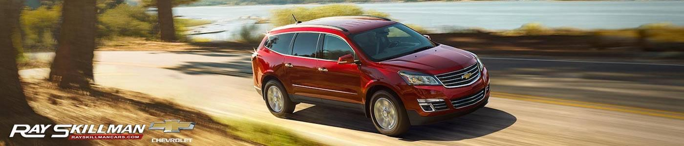 Chevrolet Traverse Greenwood IN