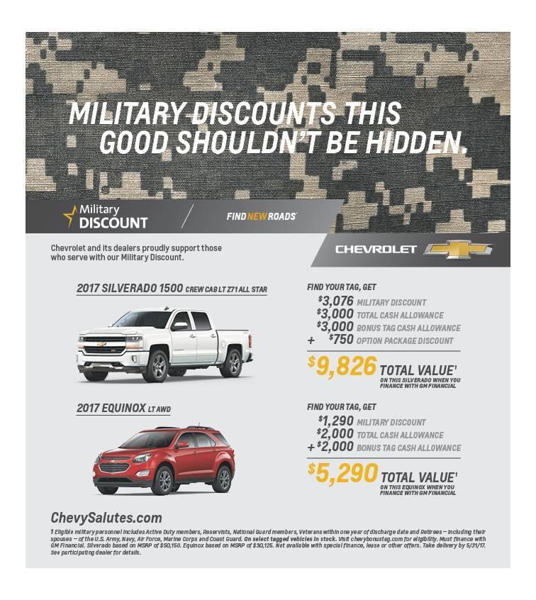 Military Appreciation Indianapolis Ray Skillman Chevrolet