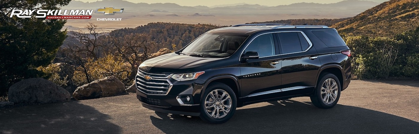 Chevrolet Traverse Greenwood Indiana