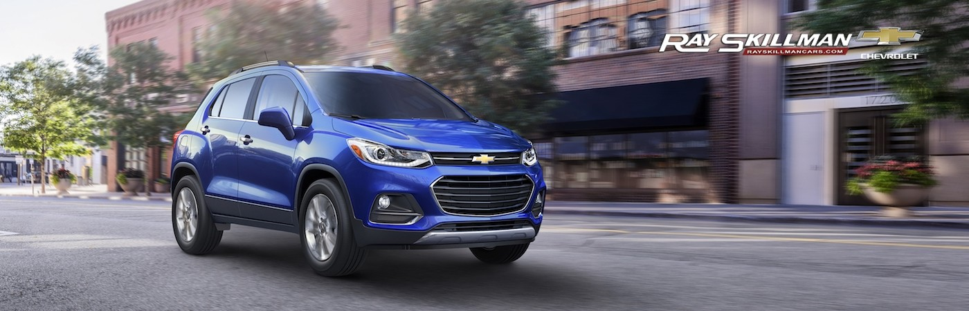 Chevrolet Trax Greenwood Indiana