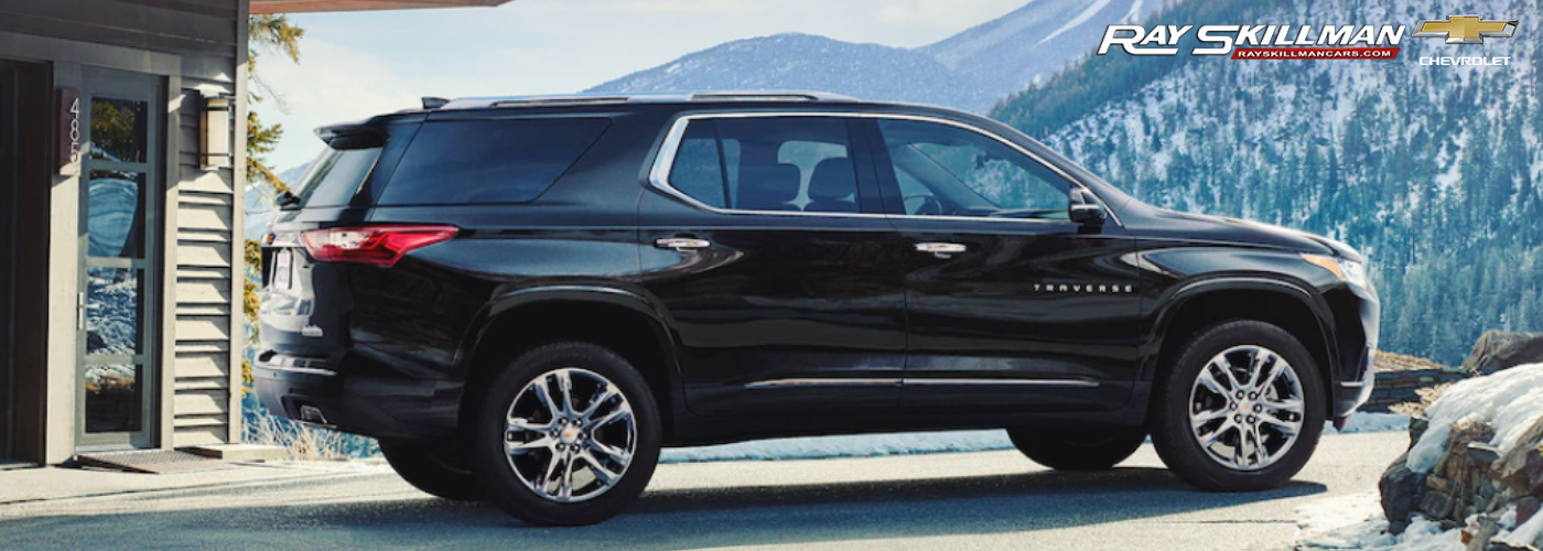 Chevrolet Traverse Greenfield IN