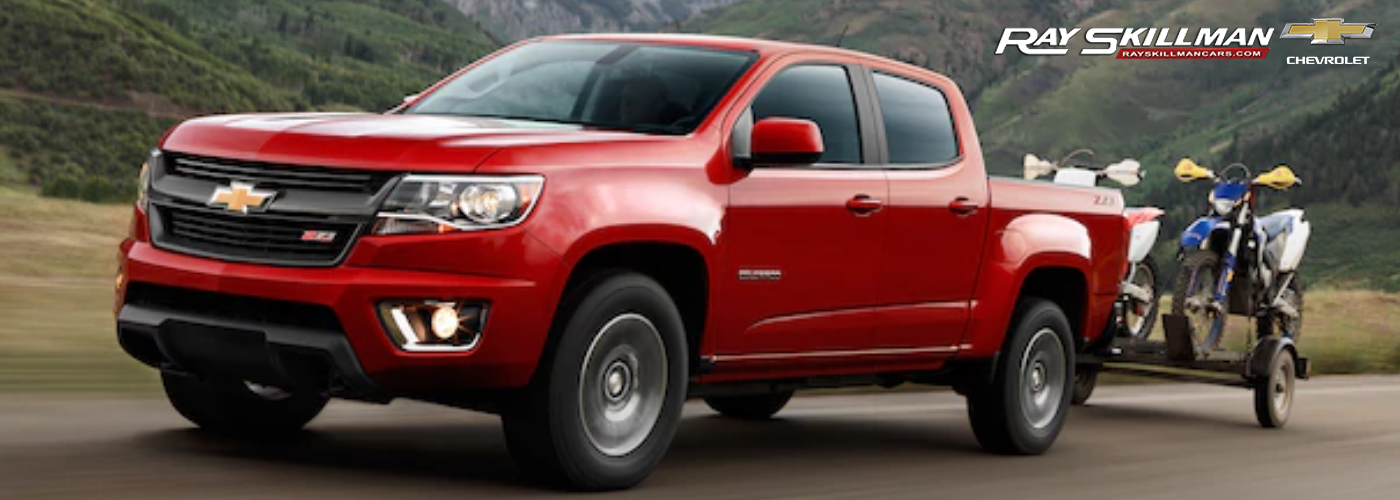 Chevrolet Colorado Plainfield IN (1)