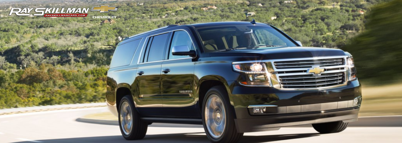 Chevrolet Suburban Greenwood IN (1)