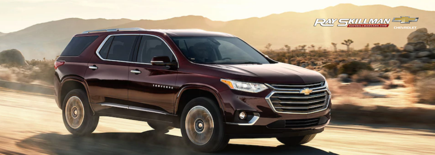 Chevrolet Traverse Fishers IN