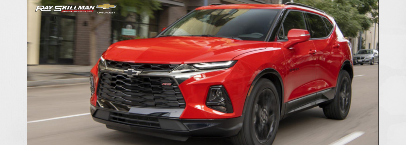New Chevy Blazer Indianapolis IN
