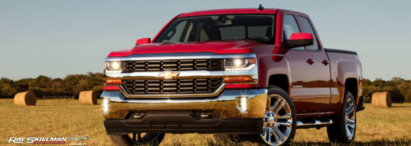 Chevrolet Silverado 1500 vs Ford F-150 Indianapolis
