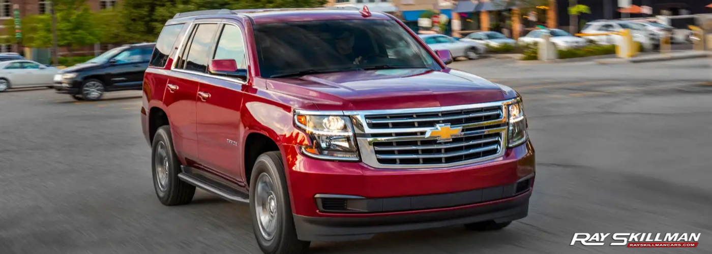 Chevrolet Tahoe vs Ford Explorer Indianapolis
