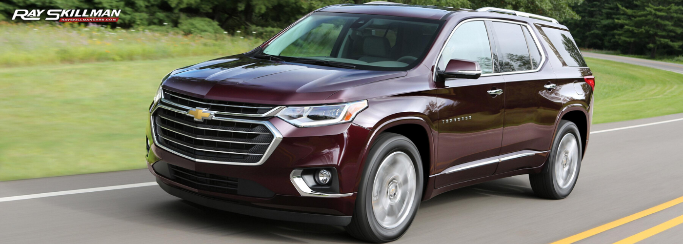 Chevrolet Traverse Franklin IN