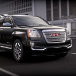 The 2016 GMC Terrain is Revealed