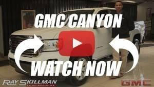 GMC Canyon Walk Around Video