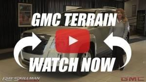 GMC Terrain Walk Around Video