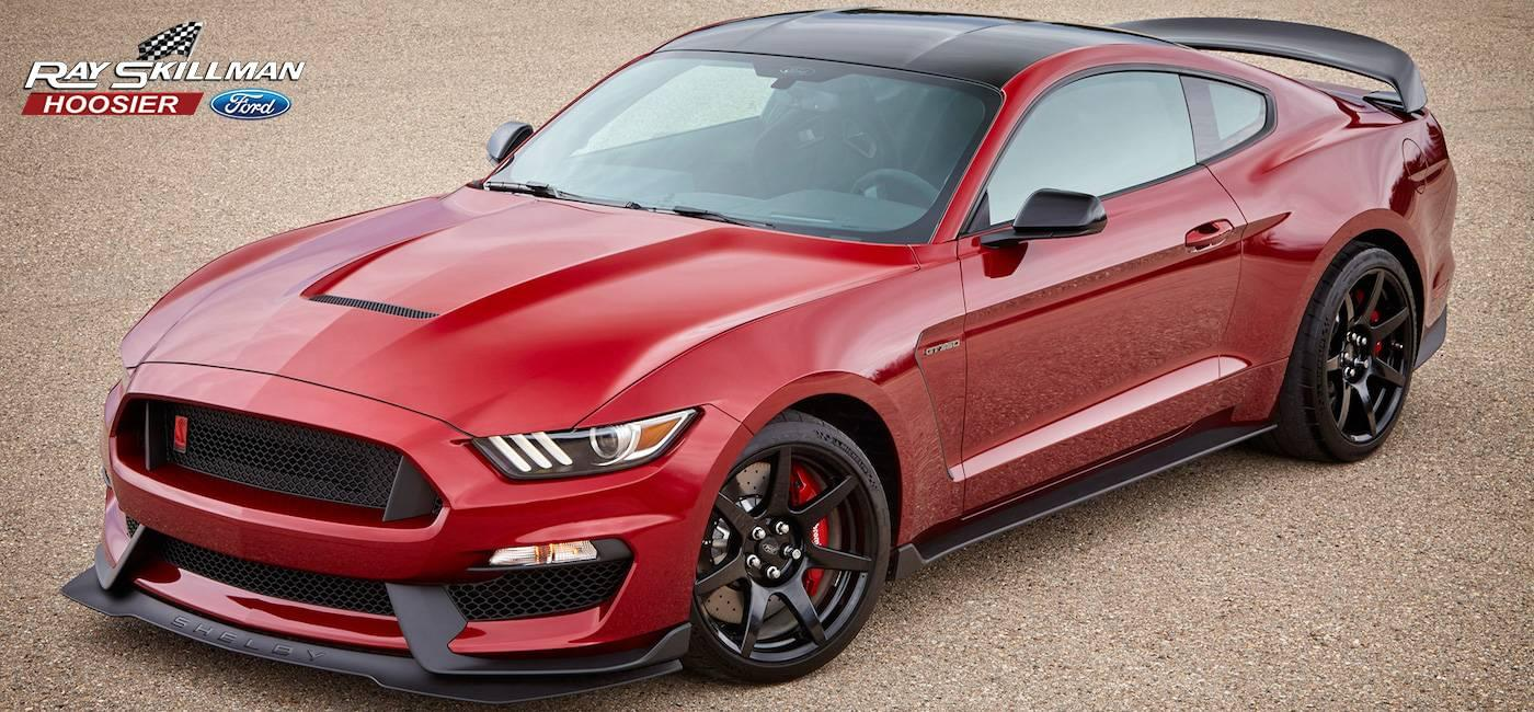 Ford Mustang Plainfield Indiana