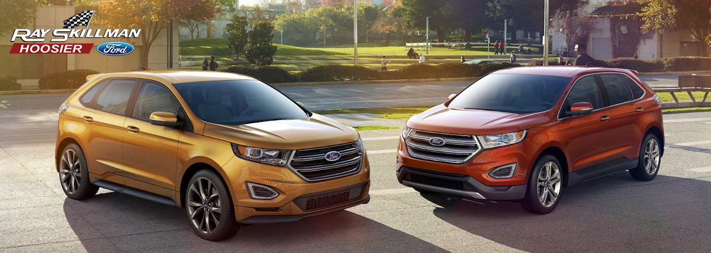 Ford Edge Plainfield Indiana