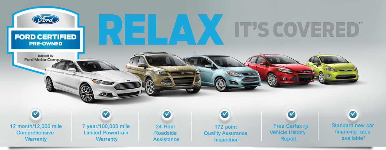 Ray Skillman Hoosier Ford - Certified Pre-Owned Benefits