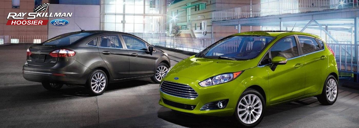 Ford Of Franklin >> Ford Fiesta Franklin In