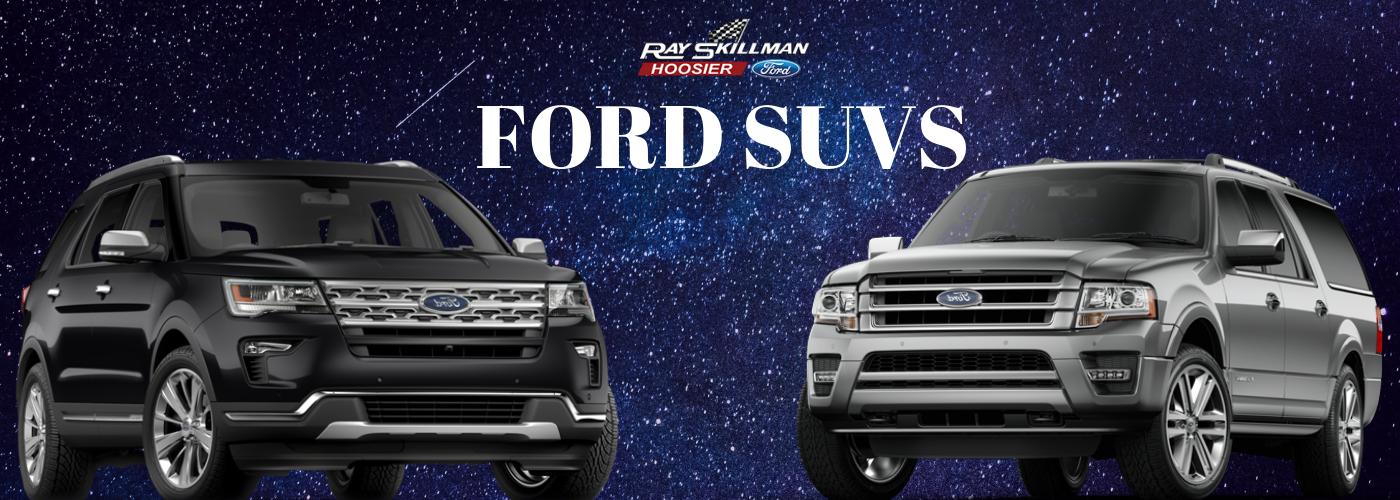 Ford SUVs Martinsville IN