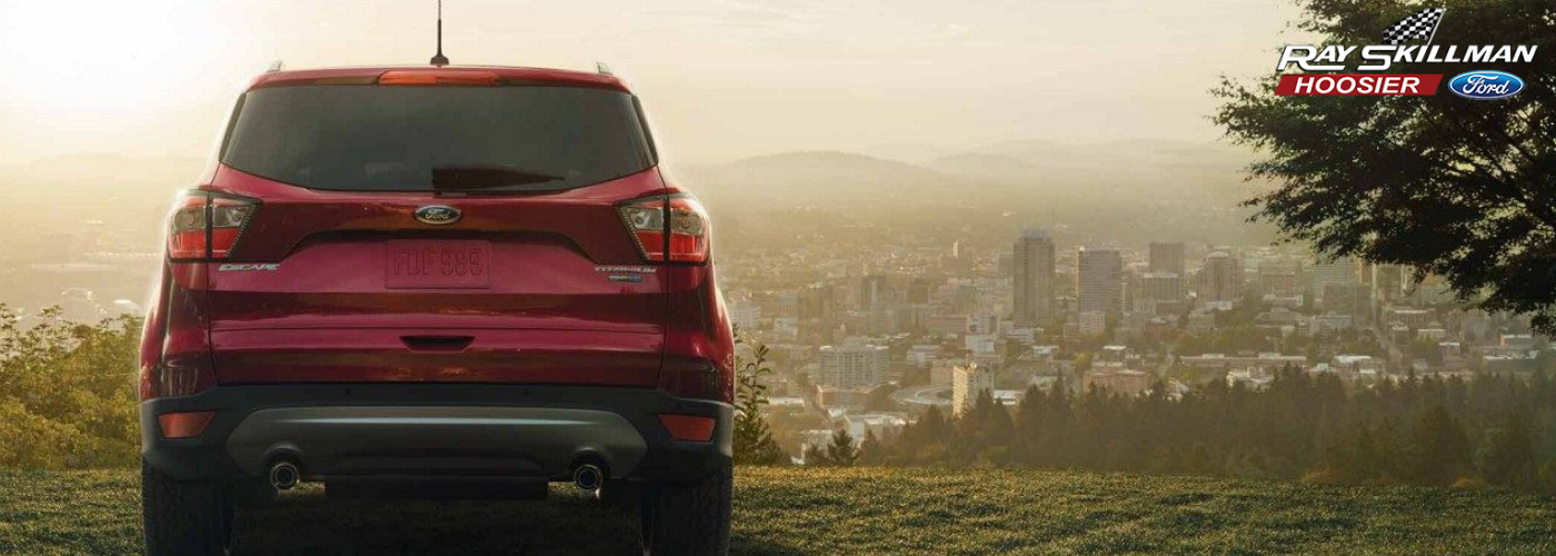 Ford Escape Cloverdale IN (1)