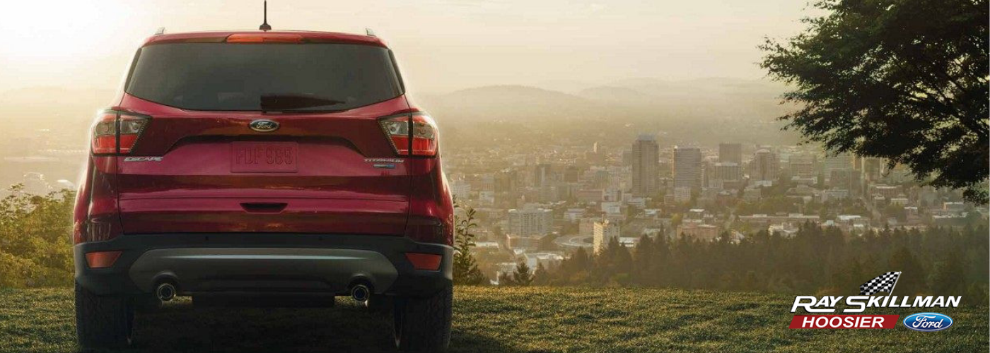 Ford Escape Vs Chevy Equinox >> Ford Escape Vs Chevrolet Equinox Martinsville In