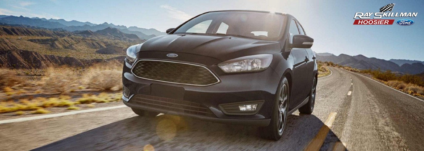 Ford Focus vs Chevrolet Cruze Martinsville IN