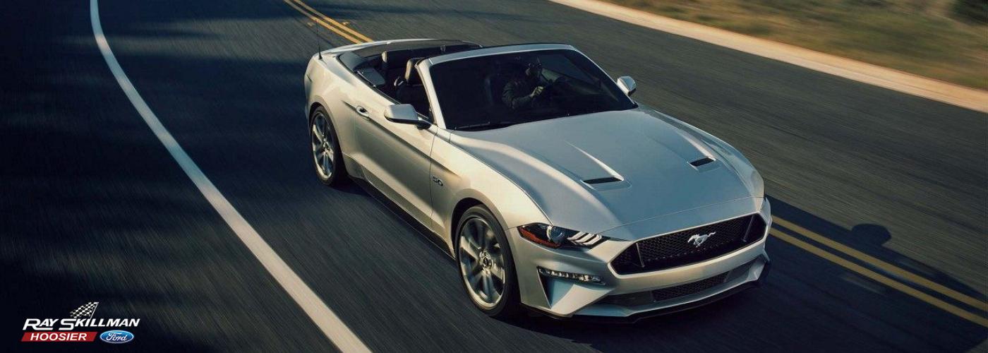 Ford Mustang vs Chevrolet Camaro Martinsville IN