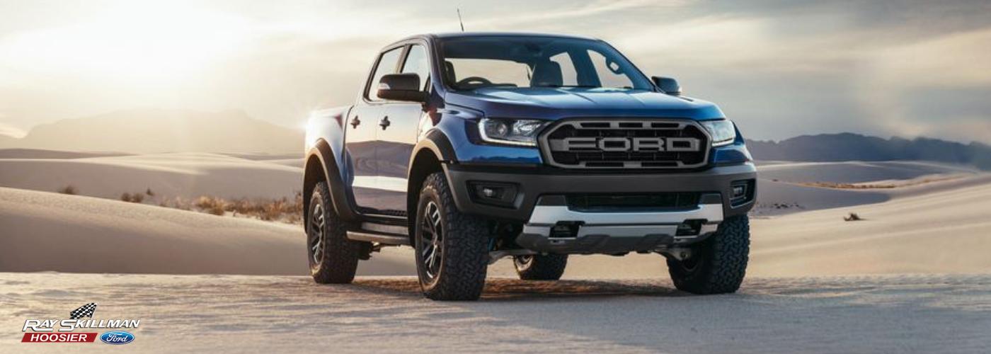 Ford Ranger vs Chevrolet Colorado Martinsville IN