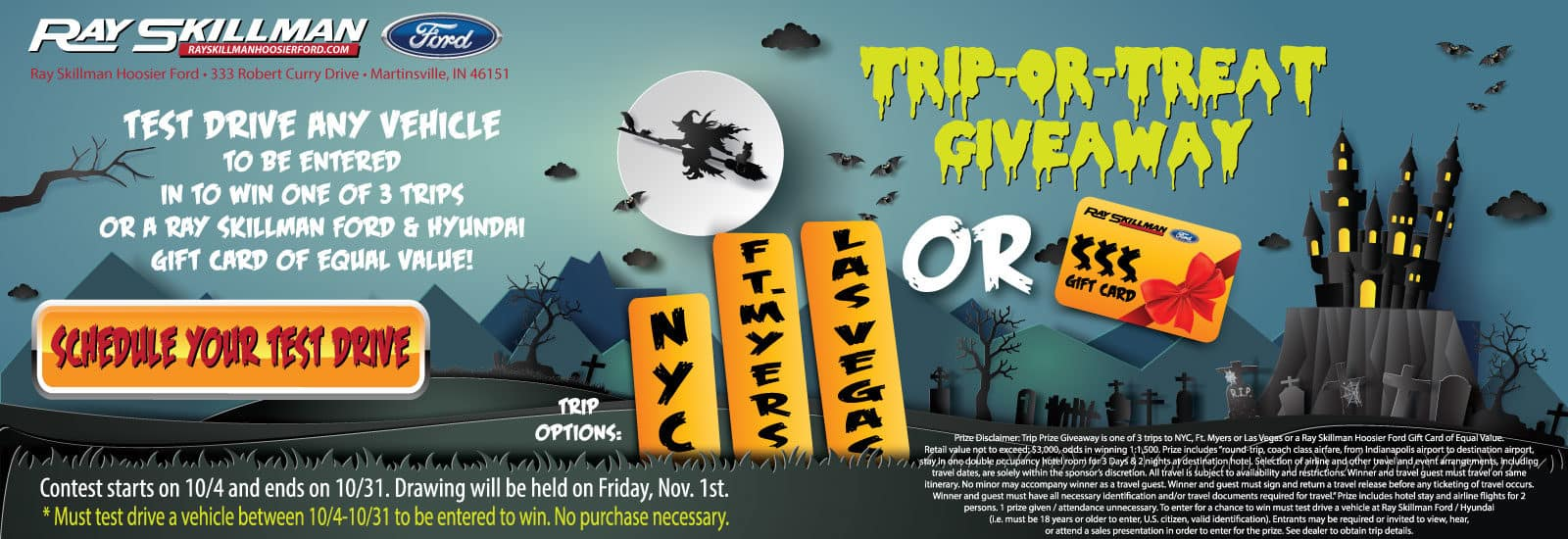 Ray-Skillman-Hoosier-Ford-Halloween-Trip-Giveaway-Web-Banner