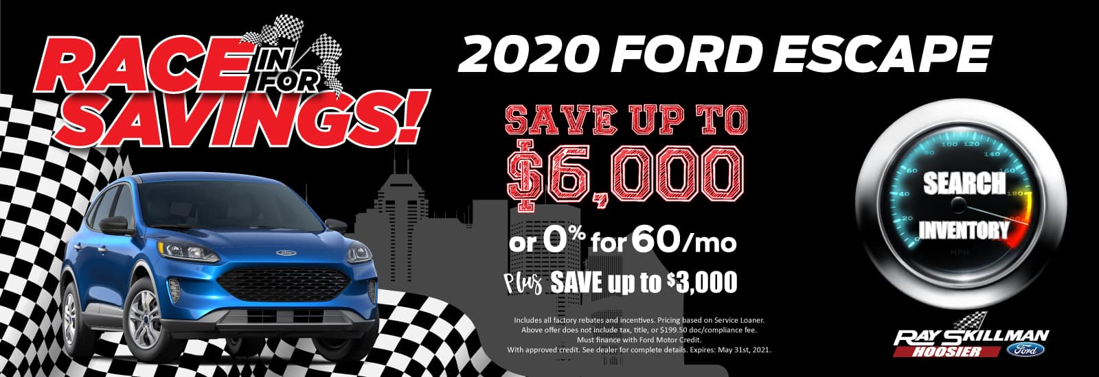 HOOSIERMAY2020-Ford-Escape-Web-Banner-1600×550