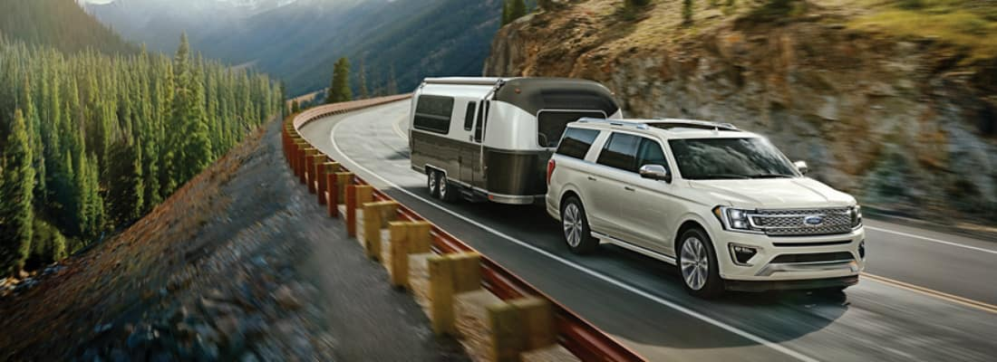 Ford Expedition Capability