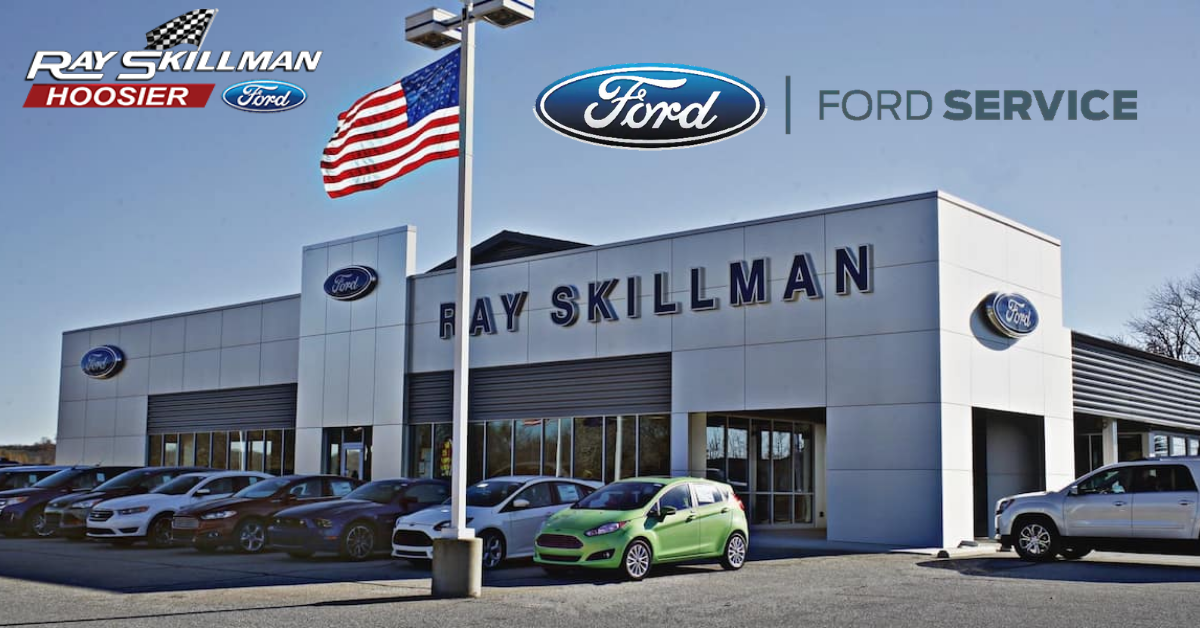 Ford Dealer Bloomington IN Service