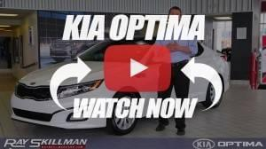 Kia Optima Walk Around Video