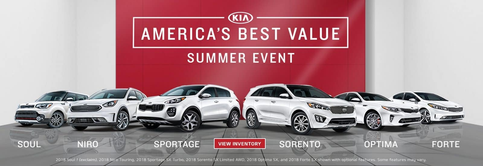 Americas Best Value Summer Event