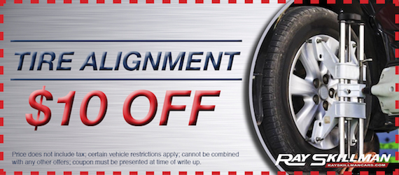 Tire Alignment Special