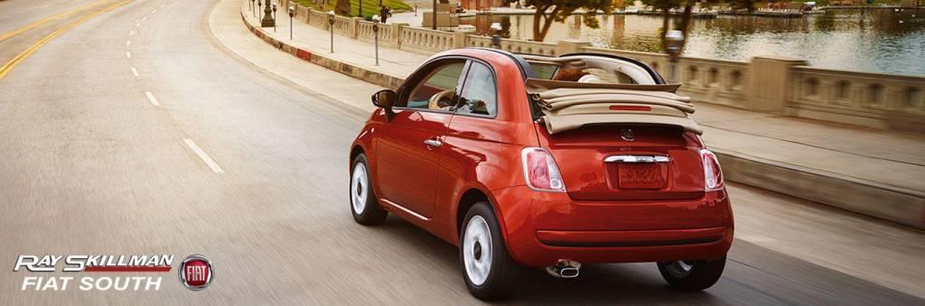 FIAT 500c New Whiteland IN